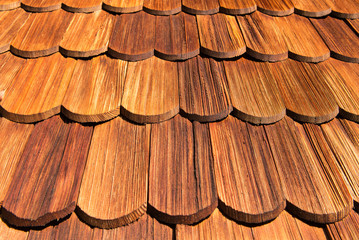 Holz Dachdecker
