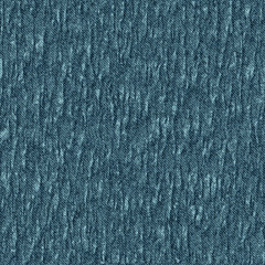 Seamless pattern crumpled blue denim.