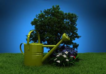 Garden tillage