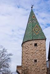 Green Tower, Trento