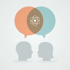 Dialog about science