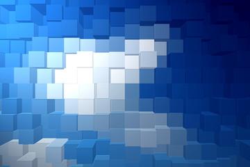 Sfondo colorato mosaico