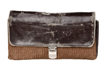 Aged wallet