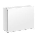 White Product Cardboard Package Box - 81035032