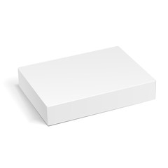 White Product Cardboard Package Box