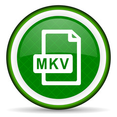 mkv file green icon