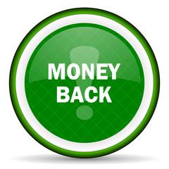 money back green icon