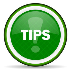 tips green icon