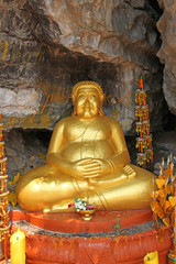 Buddha Statue - Luang Prabang Laos