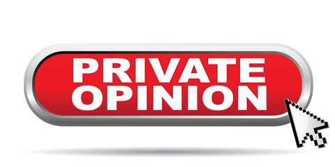 PRIVATE OPINION ICON