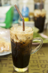 Thai Ice Black coffee