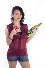 catador de vino
