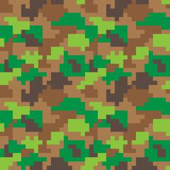 pattern pixel art seamless camouflage