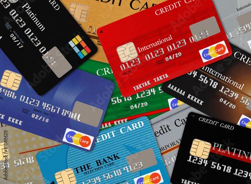 Credit Card. - 81048628