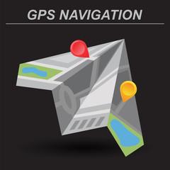 Global Positioning System, navigation.