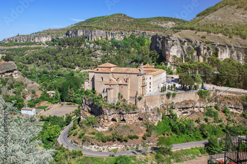 Amazing view of Parador de Cuenca