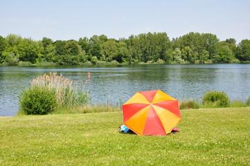 Halberstädter See / Sachsen-Anhalt