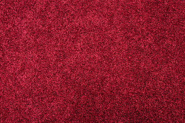 Red glitter foam sheet texture