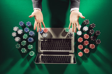 Online casino and poker