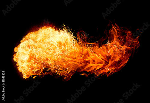In de dag Vuur / Vlam Fire