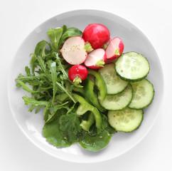 Vegetable meal