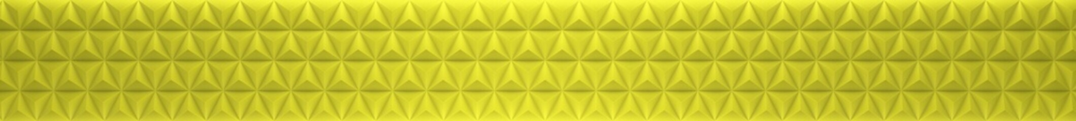 High Detail Yellow Panoramic Background (Website Head)