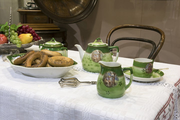 Tea table - 19th century