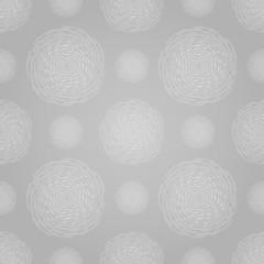 Abstract seamless spiral design pattern. Circular, rotating