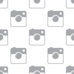 New Camera seamless pattern