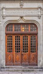 Wooden Doors in Malmo