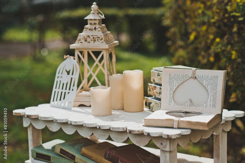 wesele obdarty szykowny - powiększenie