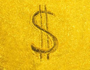 US Dollar symbol