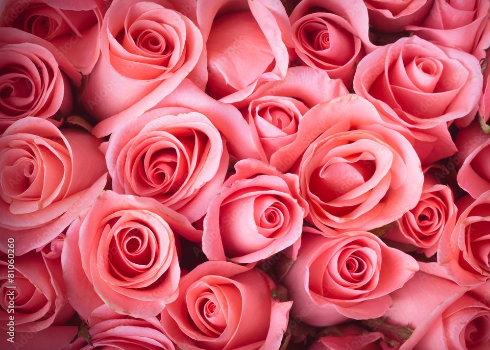 tło vintage kwiat - powiększenie
