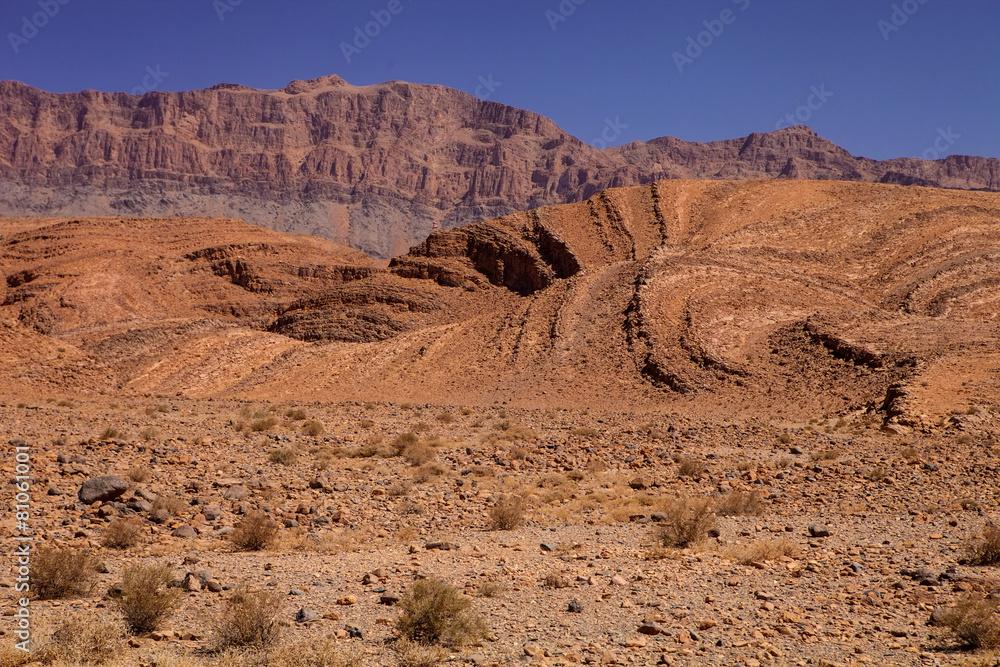 maroko afryka dolina - powiększenie