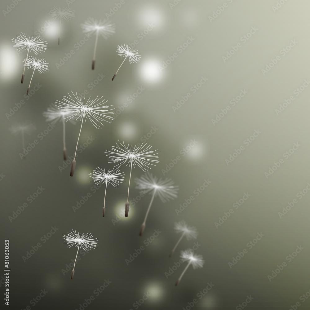 ilustracja roślina wektor - powiększenie
