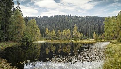 Ellbachsee, Karsee mitten im Schwarzwald