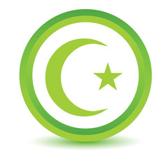 Green Islam icon