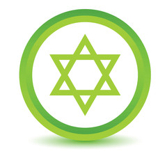 Green Judaism icon