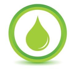 Green Drop icon