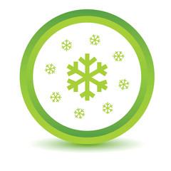 Green Snow icon