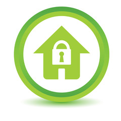 Green Lock icon