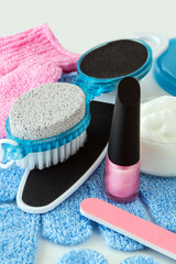 Fußpflege und Kosmetik