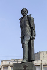 Памятник Ф.Э. Дзержинскому. Санкт-Петербург