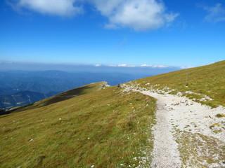 top Australian Alps, a trip to the mountain top
