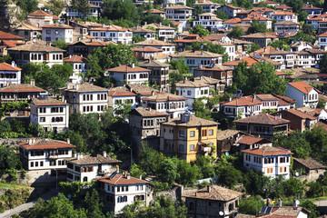 Old Ottoman houses in Safranbolu, Karabuk, Turkey