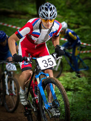 MTB cross-country race