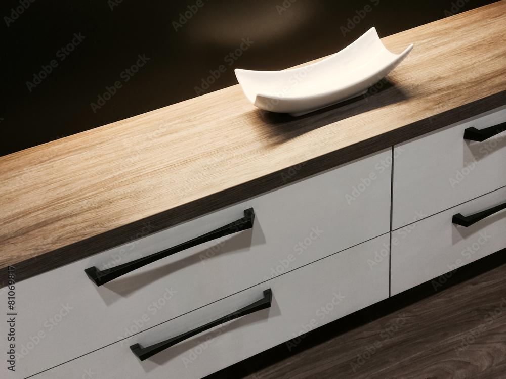 szuflada płyta architektura wnętrz - powiększenie