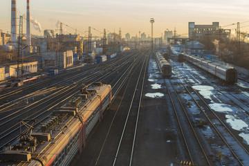 Московский вокзал. Нижний Новгород