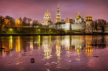 Теплый цвет вечера The warm color of the evening