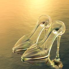 Glass Slipper.